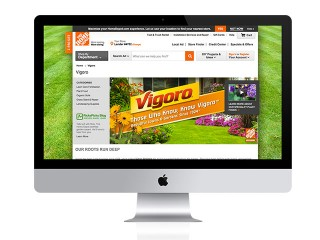 Home Depot Vigaro